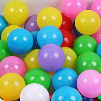 Мячики для сухого бассейна 100 шт