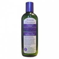 Увлажняющий тоник Avalon Organics для чувствительной кожи лица с лавандой, 200 мл