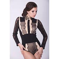Блузка-боди   Арефьева B5018