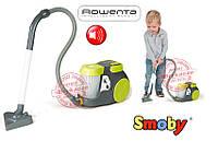 Детский игрушечный пылесос Rowenta Silence Force Smoby 24401