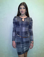 Платье женское в клетку Dress code 6879 Одесса