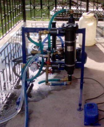 Заправочно-регенераційна установка, фото 2