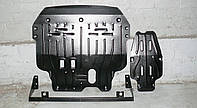 Защита картера двигателя и кпп Ford Kuga  2008-, фото 1
