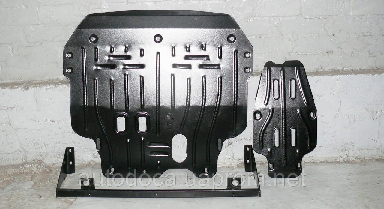 Защита картера двигателя и кпп Ford Kuga  2008-