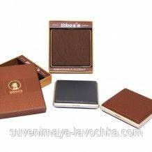Шкіряний Портсигар, портсигар подарунковий, портсигар кишеньковий