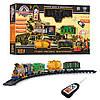 Дитяча залізниця Класичний експрес на радіокеруванні Limo Toy 0622/40353, гарні іграшки