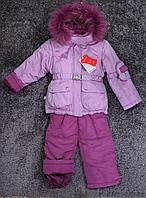 Зимний комбинезон для девочки RM, фото 1