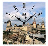Часы настенные ЮТА Панорама 300Х300Х16мм UA - 016