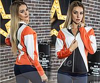 Модный женский жакет,норма 42+,  ST-Style