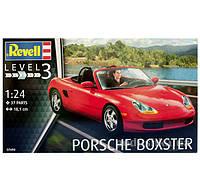 Конструктор Автомобиль Porsche Boxster 1:24 Revell 07690