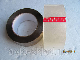 Скотч упаковочный WinnerPack 45мм*200м прозрачный, коричневый