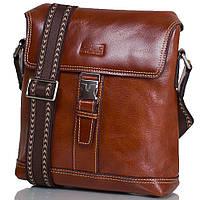 Сумка-почтальонка (мессенджер) ETERNO Мужская кожаная сумка-почтальонка ETERNO (ЭТЭРНО) ET8902