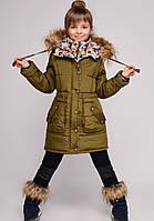 Куртка зимняя, Пальто детское DT-8239