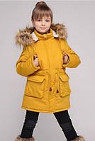Куртка зимняя, Пальто детское DT-8236