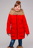 Куртка зимняя, Пальто детское DT-8235