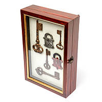 Ключницы настенные для квартиры, гостиницы или офиса