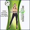 Антицеллюлитные Леггинсы с заниженной талией Revolution Slim Active Sport Model: F.004