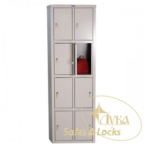 Шкаф для раздевалки Практик LS-24