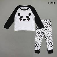 """Пижама """"Панда"""" унисекс.  5, 6 лет"""