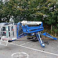 Самоходный подъемник Bluelift C21/11 б/у