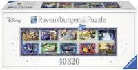 Большие пазлы на 40320 элементов Дисней: Незабываемые моменты,  Ravensburger   178261