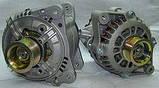 Генератор реставрированный на Peugeot 405 1,6, 1,9, 1,8TD 87-93  /80A/, фото 5