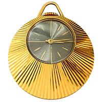Слава позолоченные часы-кулон