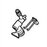 Stihl Клапан пистолета Stihl для моек RE 108, RE 118, RE 119, RE 128 Plus