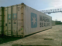 Рефконтейнер Carrier 2001 г. 856122
