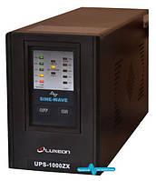 Безперебійний блок живлення Luxeon UPS-1000ZX ( 600Вт, 12В )