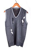 Мужская жилетка (нейлон-полистер, XL, Китай)