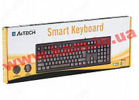 Клавиатура A4Tech KM-720 black USB (KM-720 black USB)