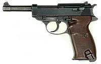 Видео обзор макета пистолета Walther P38
