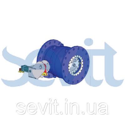 Игольчатый клапан с гидр. цилиндром двойного действия F5000: 010, 016, 025, 040, 064