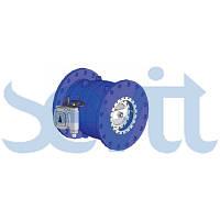 Игольчатый клапан с ручным редуктором F5000 010, F5000 016, F5000 025, F5000 040, F5000 064