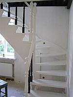 Лестница из бука, фото 1
