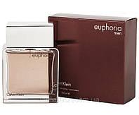 Calvin Klein Euphoria Men (мужские духи кельвин кляйн эйфория в интернет магазине), фото 1