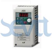 Частотный преобразователь Серия iE5 (0,1÷0,4 кВт)