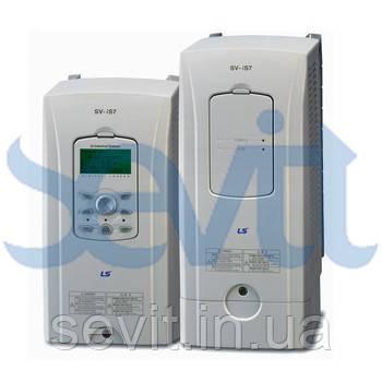 Частотный преобразователь Серия iS7 (0,75÷375 кВт)