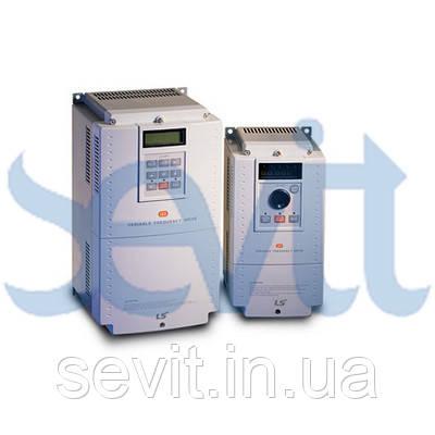 Частотный преобразователь Серия iS5 (0,75÷75 кВт)