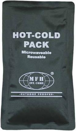 Гель-пакет Hot-Cold pack (аккумулятор тепла-холода), оливковый MFH 24765, фото 2