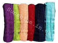 Бамбуковые полотенца набор лицо 50х90  6 шт. Rossi Bamboo 100% / Бамбук 100% , фото 1