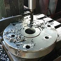 Щітка дискова набірна КО-713(2700мм) Комбінована метал+поліпропілен, МДК,