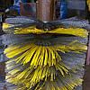 Щетка уборочная, дисковая КО-707(2000мм) Комбинированая метал+ полипропилен. МТЗ,ЮМЗ.