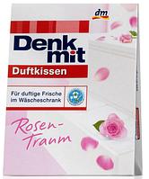DenkMit Duftkissen Rosen-Traum освежитель белья в салфетках 3 шт.