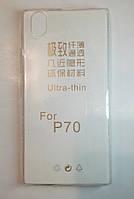 Чехол силиконовый ультратонкий для Lenovo P70