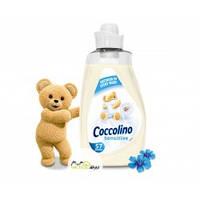 Кондиционер для белья Coccolino Sensitive для чувствительной кожи 1,9 л = 54 стирки