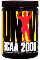 BCAA 2000 Universal Nutrition, 120 капсул