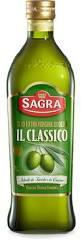 Оливковое масло Sagra il Classico Extra Vergine 1l (шт.)
