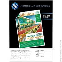 Бумага HP 200 г/м.кв., A4, 100 л, фото, глянцевая (CG966A)